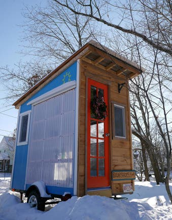 Derek Diedricksen Tiny House Blog