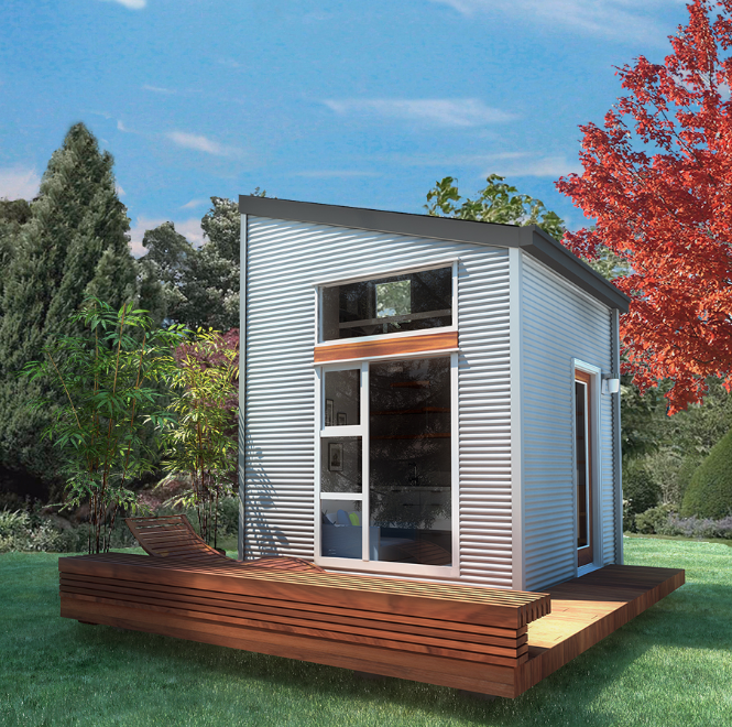 NOMAD Micro Home Tiny House Blog
