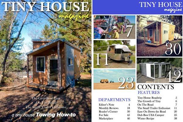 Tiny House Magazine Issue 13