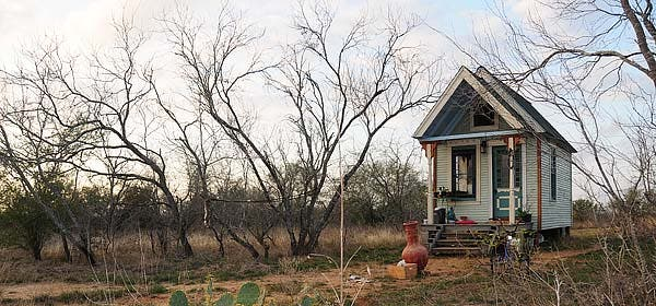 tiny texas house