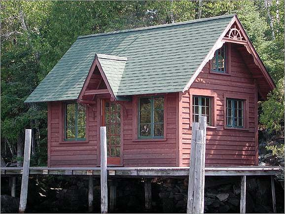 tiny house lake vermilion
