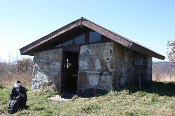 Chestnut_Knob_Shelter_Oct_2010