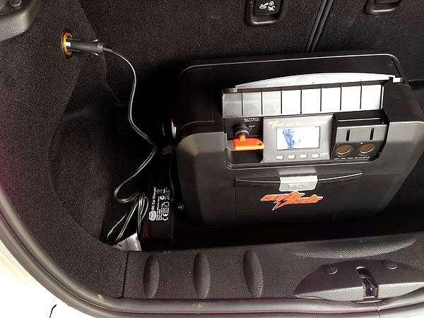 12 volt car charger