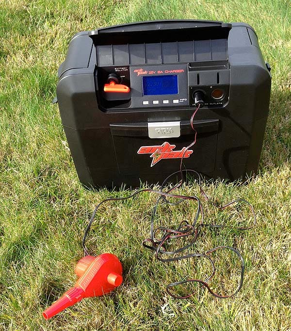 12 volt power