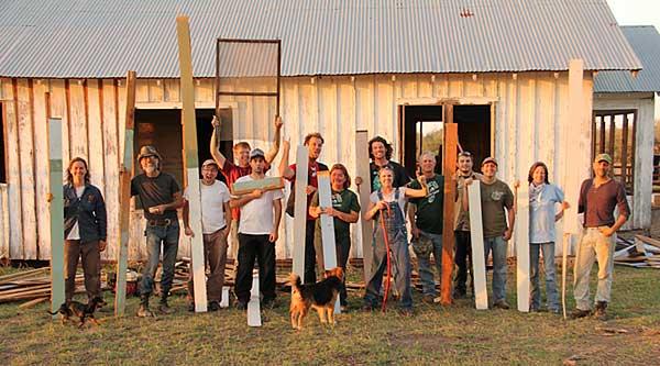 boot camp crew