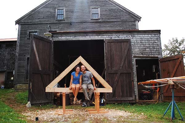 timber frame and us