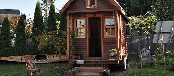 Dee's tiny house