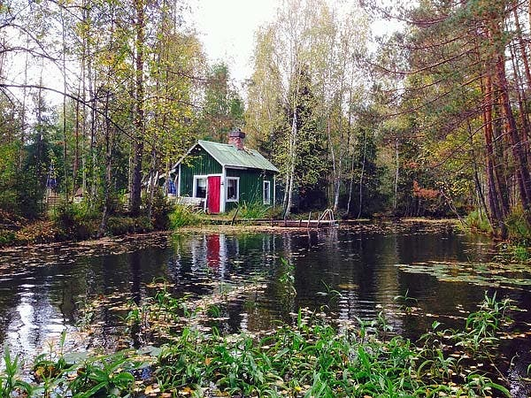 somewhere in Finland