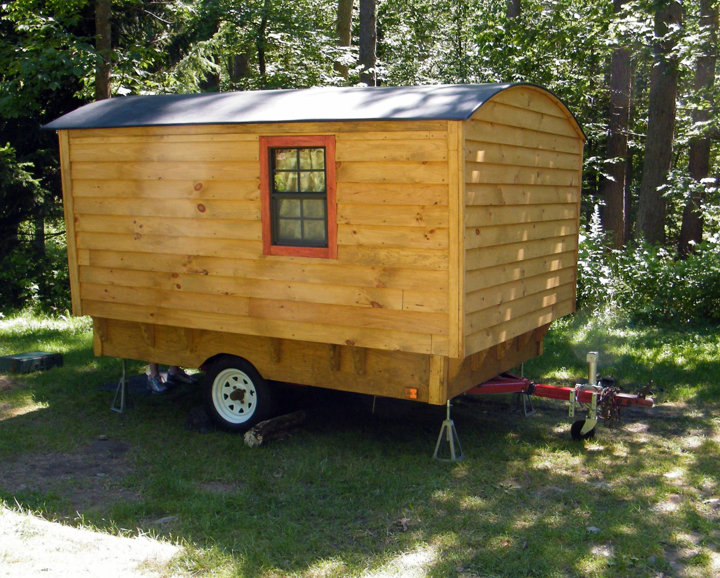 Tiny houses on trailers for sale - Tiny Houses On Trailers For Sale 18