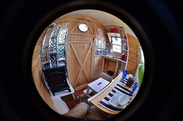 fisheye view 2