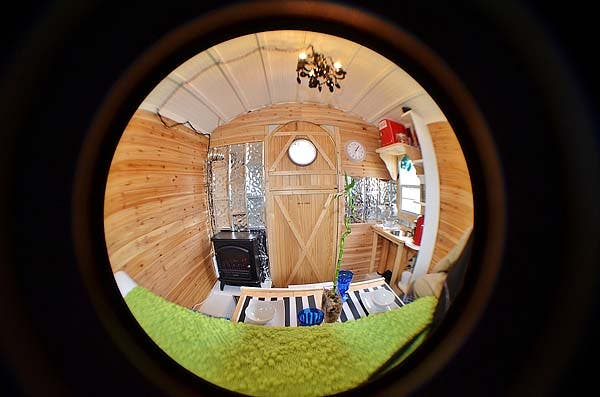 fisheye view 1