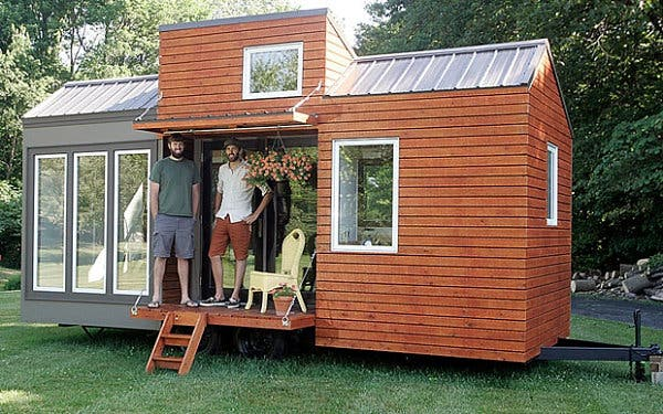 Pleasant Tiny House And The Building Code Largest Home Design Picture Inspirations Pitcheantrous