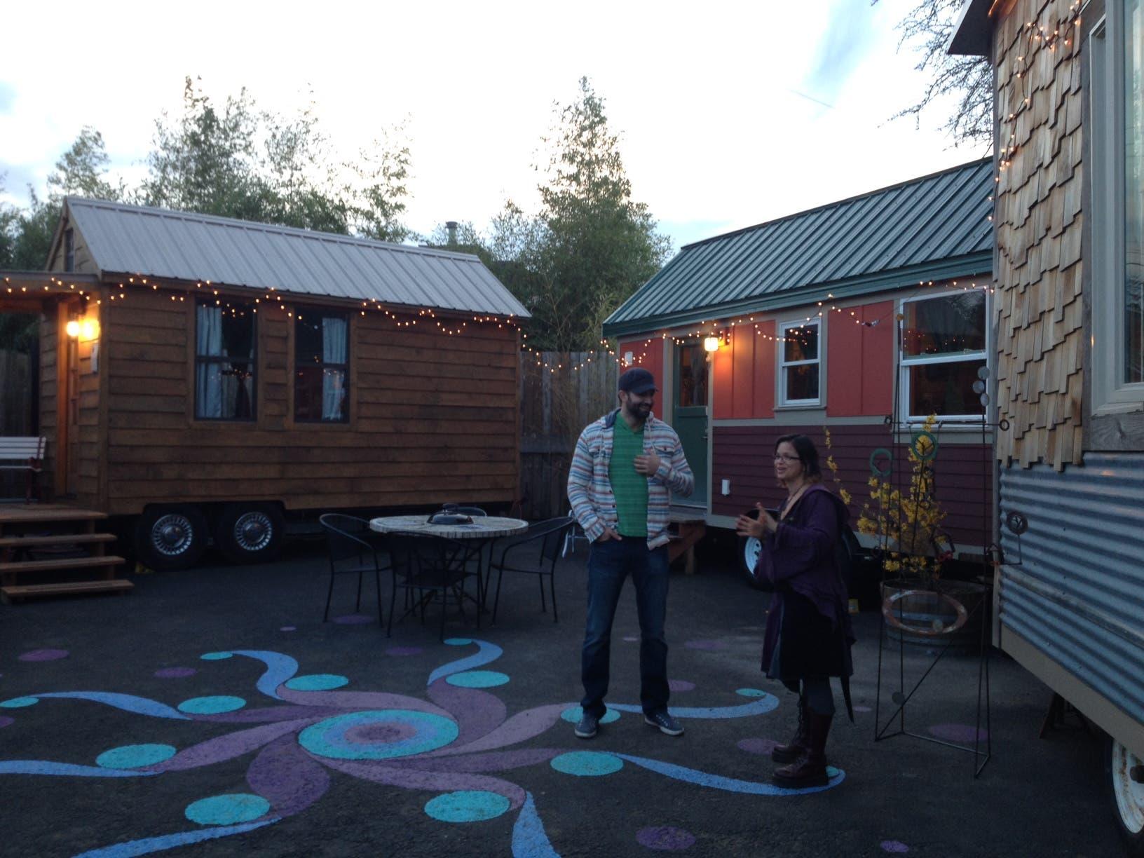 Portland Tiny House Hotel