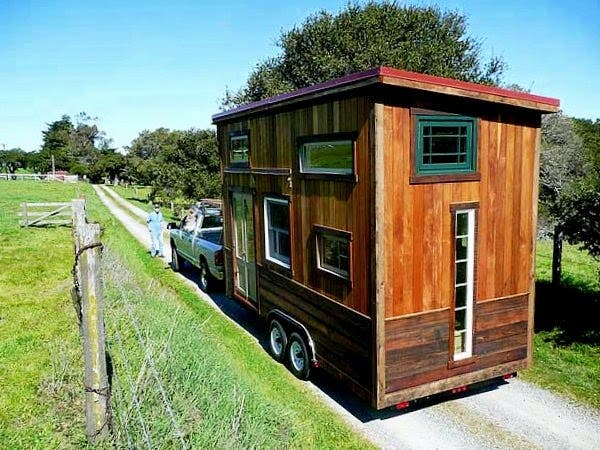 Tiny house and the building code Unusual small house plans