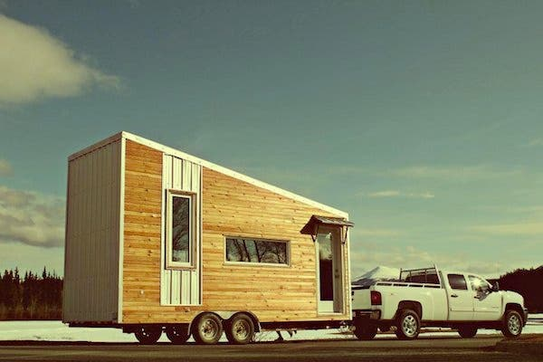 Tiny house and the building code Tiny little houses on wheels