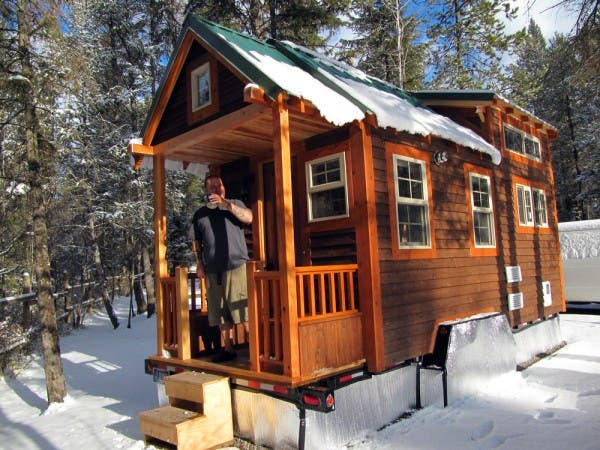 Awesome Tiny House And The Building Code Largest Home Design Picture Inspirations Pitcheantrous