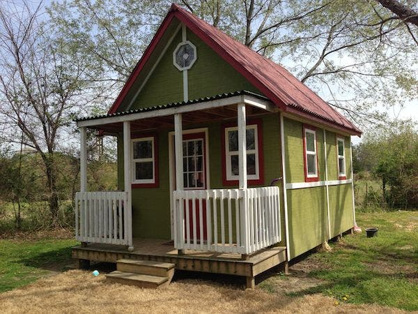 medium tiny house