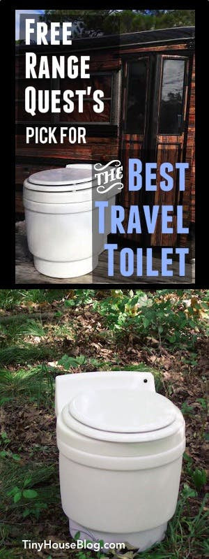best travel toilet