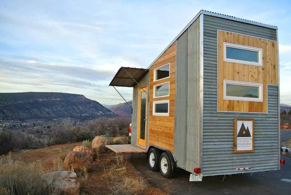 Awe Inspiring Rocky Mountain Tiny Houses Largest Home Design Picture Inspirations Pitcheantrous