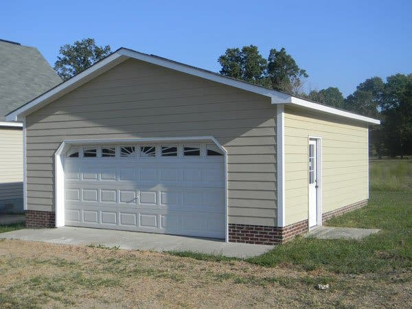 Tiny houses and prohibitive costs for 1 car garage cost