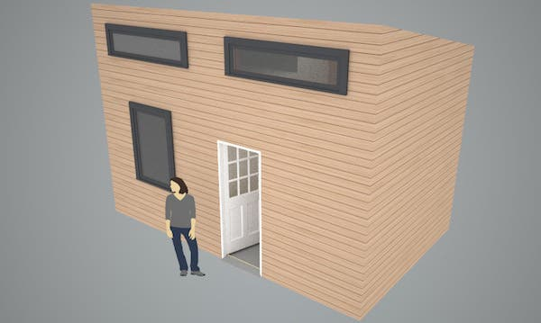 Open Source Tiny House