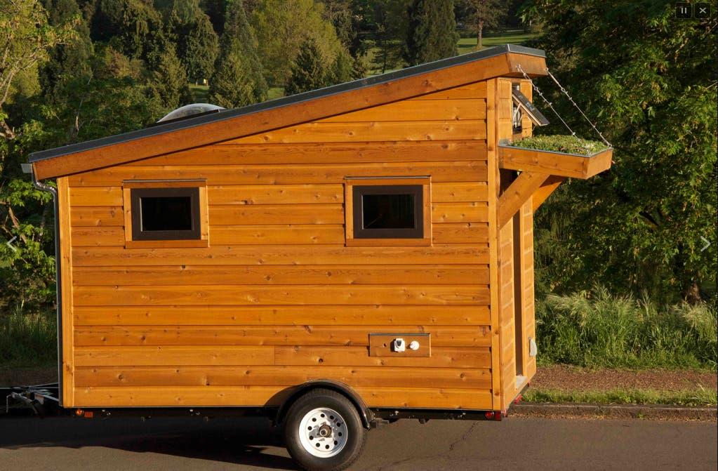 Building A Tiny House On Wheels. Salsa Box Building A Tiny House On Wheels