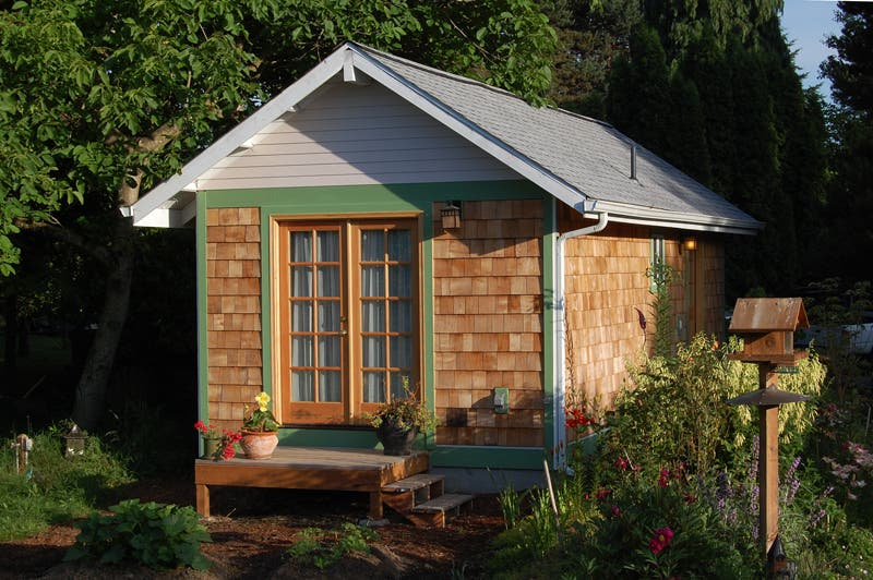 Oregon archives tiny house blog for Adu plans for sale
