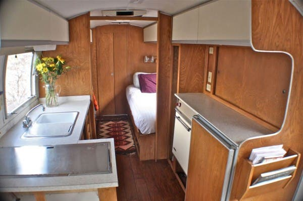 Smallest Travel Trailer With Kitchen Island