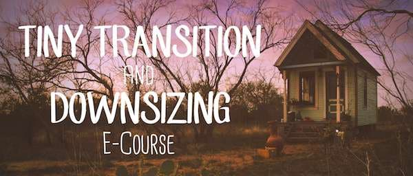Tiny Transition E-Course June 2014 Announcement