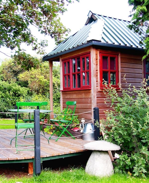 UK Trailhouse Tiny House