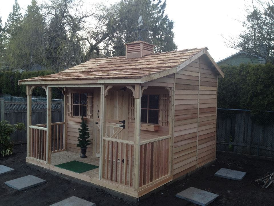 Cedarshed Industries - Tiny House Blog