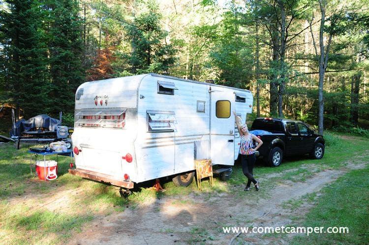 Mariah's Comet Camper