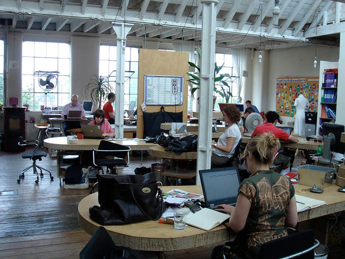 Co-working and the Redefining of the Corporate Office