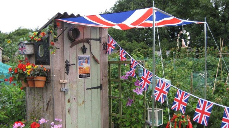 English-pride-shed