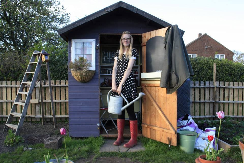 Allotment Sheds Tiny House Blog