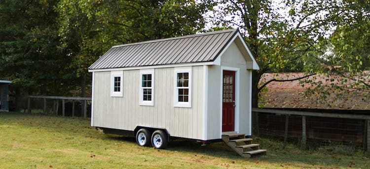 New tiny house plans all proceeds going to charity for Simple tiny house design