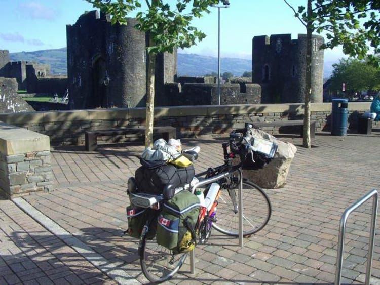Bike Camper