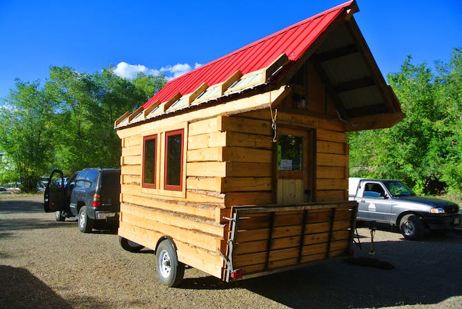 Rocky Mountain Tiny House Stanley