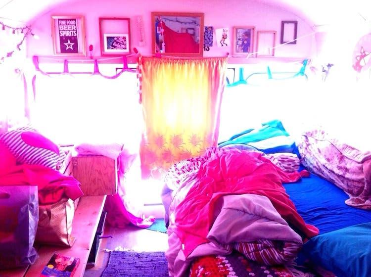 Dorothy interior morning sunshine