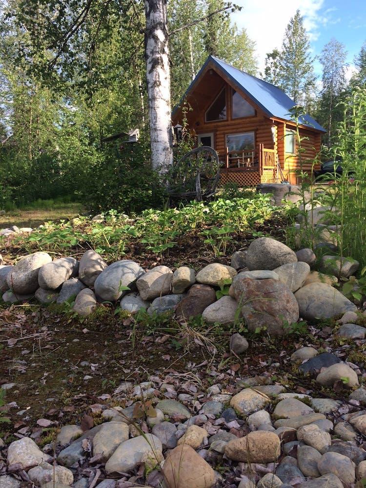 alaska cabin