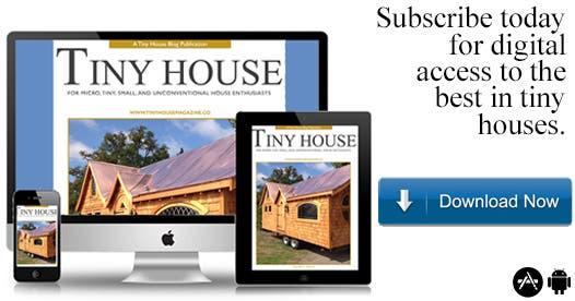 Tiny House Magazine Issue 22