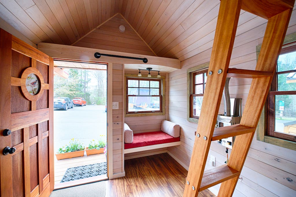 Wishbone tiny homes tiny house blog for Building a house in nc