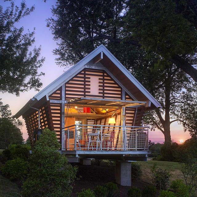 See more cool tiny houses at our sister site @tinyhousenews