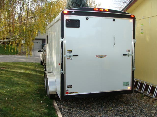 Beautiful Utility Trailer  Compact Camping Concepts