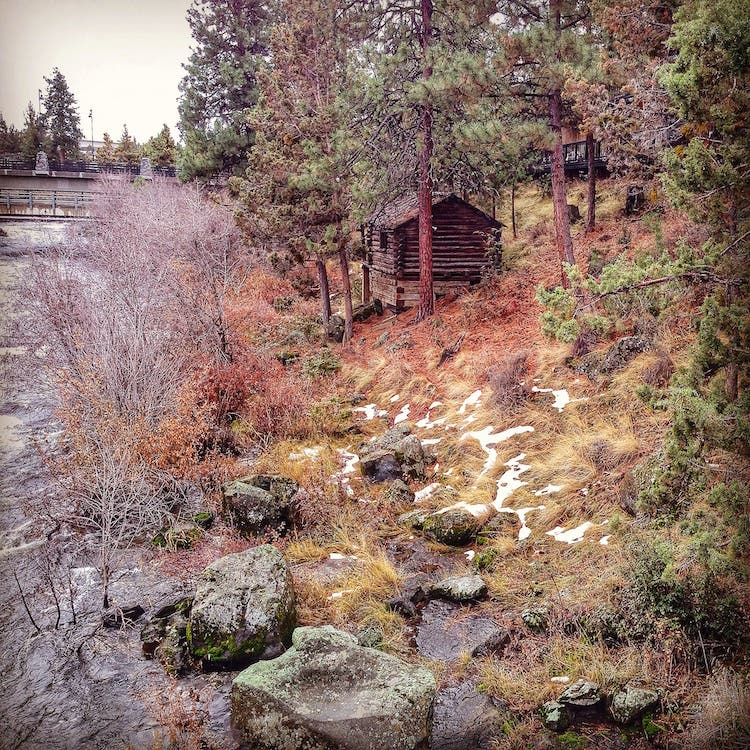 Deschutes River Cabin