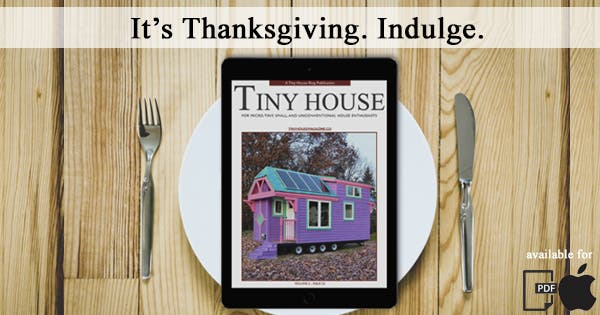 Tiny House Magazine Issue 23