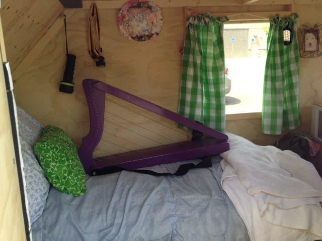 HarpMobile Interior