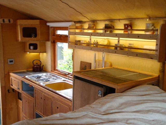 Handmade Matts Truck Camper