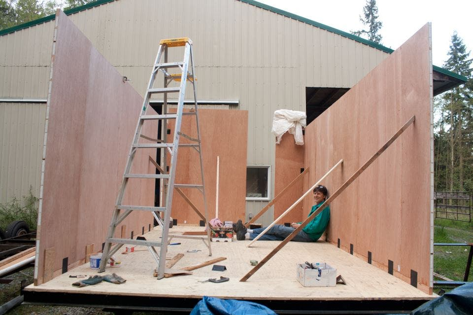 Structural insulated panel home kits canada review home co for Murus sip