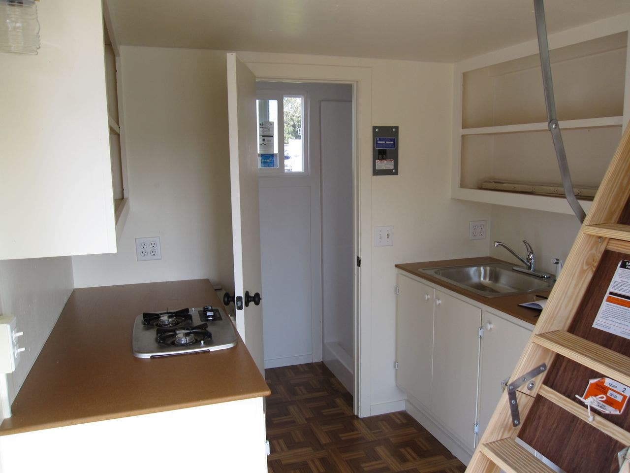 Tiny House Kitchen Interior 8 X 14